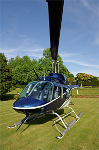 Sky Charter Helicopter